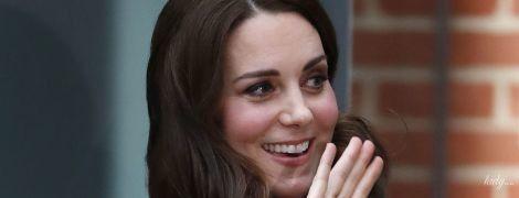 О трудностях материнства и беременностях: герцогиня Кембриджская дала откровенное интервью