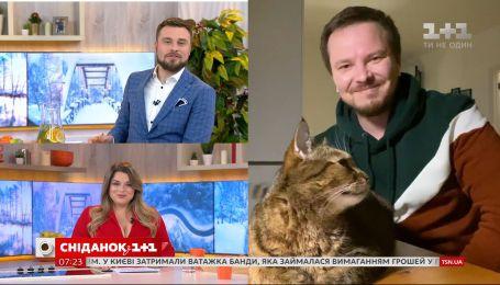 Кореспондент Радіо Свобода Григорій Жигалов розповів, як живеться його коту Честеру в Брюсселі