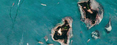 Google Earth добавила более тысячи снятых из космоса пейзажей в онлайн-галерею