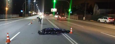 ДБР оприлюднило відео смертельного наїзду п'яного поліцейського на пішоходів на переході у Броварах
