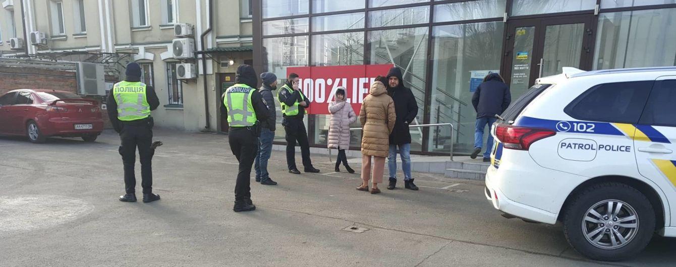 В Киеве неизвестные напали на офис благотворительной организации, которая помогает ВИЧ-позитивным людям