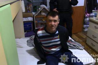 В Киеве задержали мужчину, который жестоко убил тещу