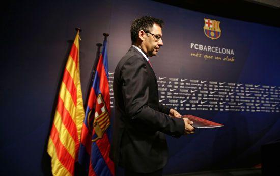 """""""Барселона"""" найняла компанію, щоб очорнити футболістів та створити позитивний імідж президенту - ЗМІ"""