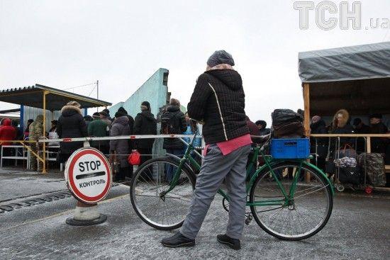 На Донбасі на добу закриють один із контрольних пунктів