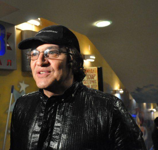 Російський телеведучий Дмитро Дібров екстрено госпіталізований із кінотеатру – ЗМІ