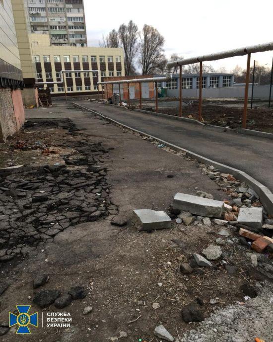 У Дніпрі чиновники вкрали на ремонті школи 7 мільйонів гривень – СБУ