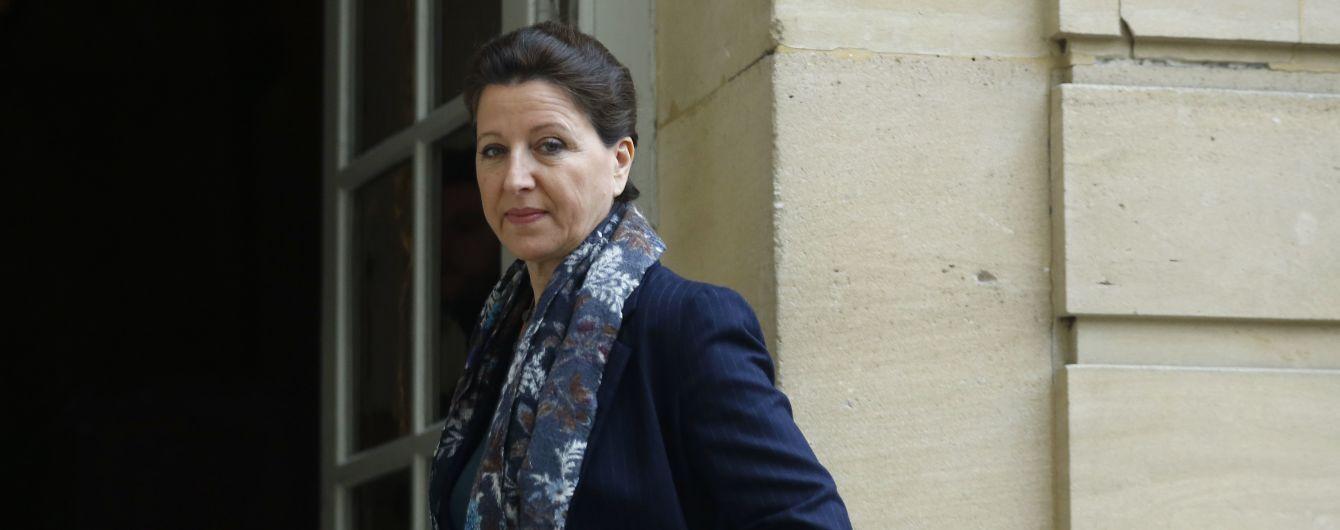 Міністерка охорони здоров'я Франції балотується у мери Парижа після секс-скандалу з екскандидатом