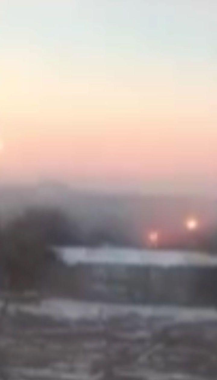 Мешканці окупованих територій зняли на відео обстріл українських позицій