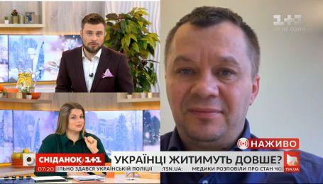 Будем жить дольше: как правительство планирует увеличить среднюю продолжительность жизни украинцев – министр Тимофей Милованов