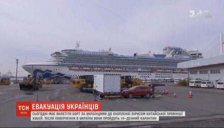 Инфицированные коронавирусом на круизном лайнере украинцы чувствуют себя хорошо