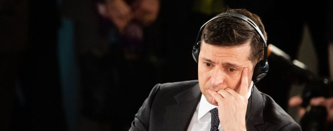 Зеленского на выборах поддержало бы меньше трети украинцев - новый опрос