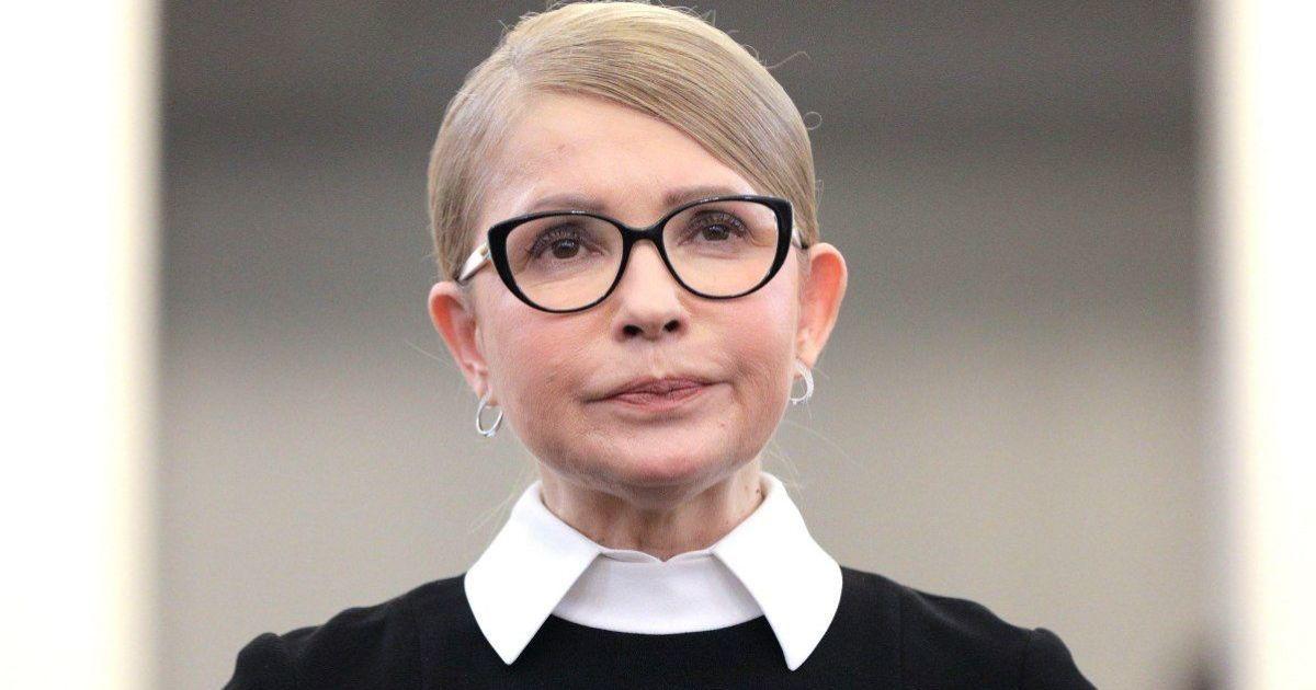 До выздоровления далеко: Тимошенко впервые рассказала о заражении коронавирусом