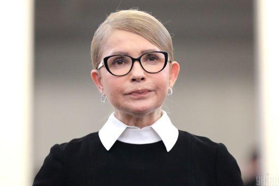 Тимошенко не прийшла до Ради через високу температуру