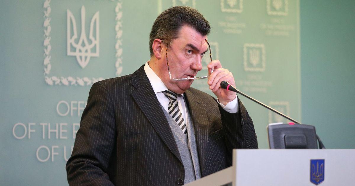 СНБО Украины отказался признавать русский язык вторым государственным