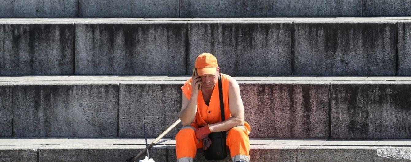 У центрі Києва двірник знайшов у бойлерній тіло невідомого та ще живого чоловіка