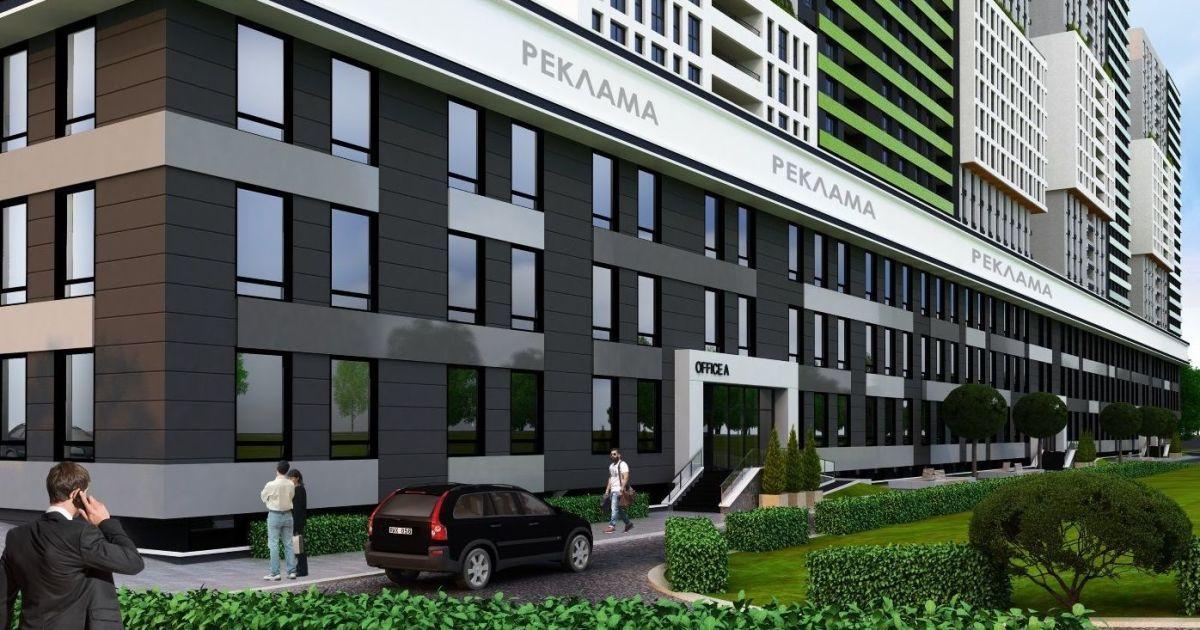 Олімпік парк - мультифункціональний комплекс для життя, відпочинку і бізнесу
