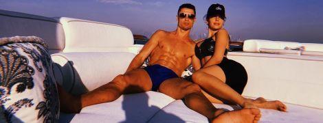 """Испанская пресса: Роналду платит Джорджине Родригес """"кругленькую"""" сумму, чтобы она была его девушкой"""