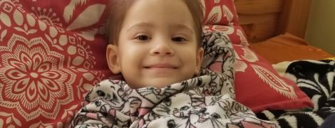 3-летняя Арина нуждается в немедленной помощи