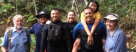 В Австралии студентка потерялась в лесу и прожила в пещере шесть дней