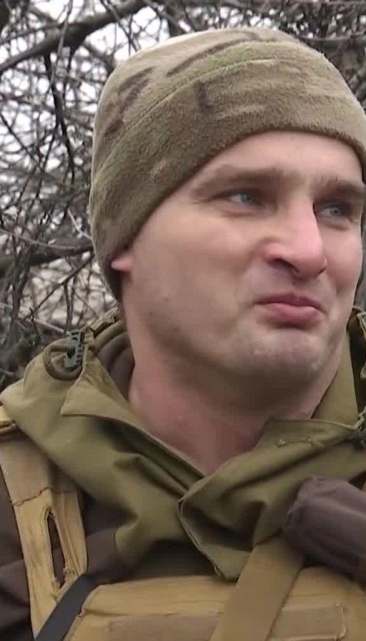 Боєць Нацгвардії пригадав, як з побратимами виходив з Дебальцевого