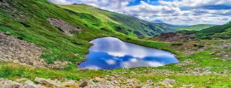 Озеро Бребенескул — место, где рождаются облака