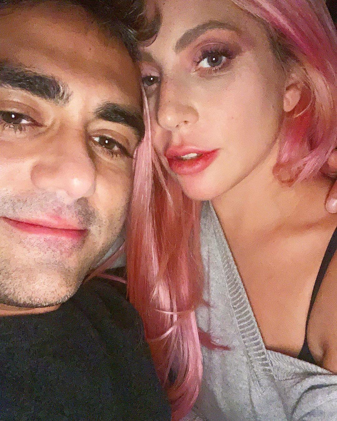 Леді Гага з бойфрендом