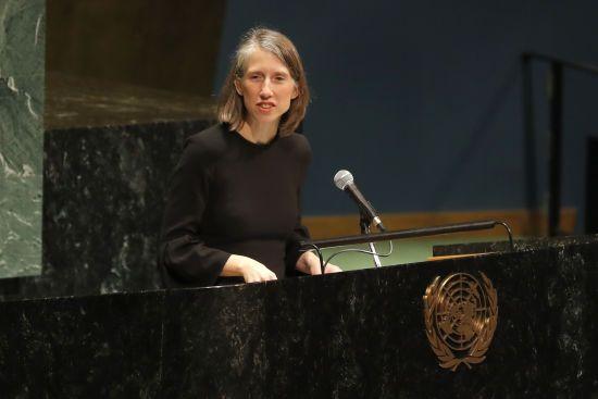 Представниця США в ООН різко розкритикувала Росію через порушення Мінських угод щодо Донбасу