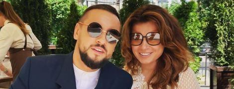 MONATIK с женой стали гостями престижной музыкальной премии Brit Awards