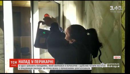 В Одесі шукають нападника, який серед білого дня підстрелив перукарку