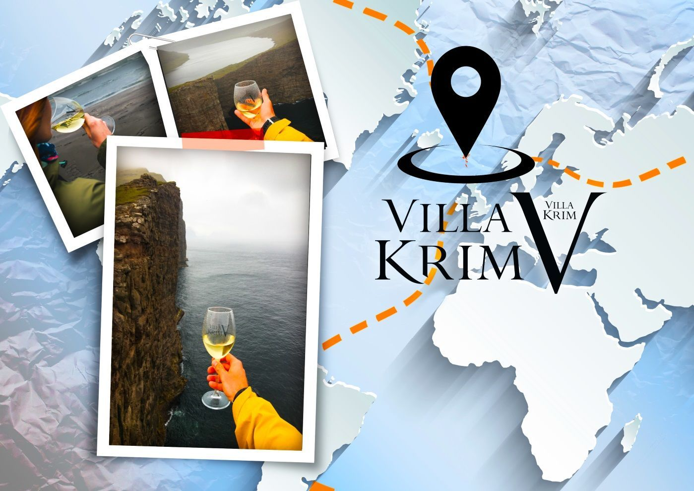 Villa Krim_реклама