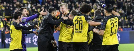 19-летний Холанд догнал Левандовски и установил один из бомбардирских рекордов Лиги чемпионов
