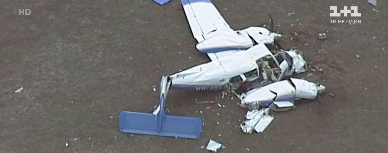 В Австралії зіткнулись невеликих два літаки: загинули всі, хто був на облавках