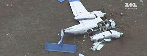 В Австралии столкнулись два небольших самолета: погибли все, кто был на борту