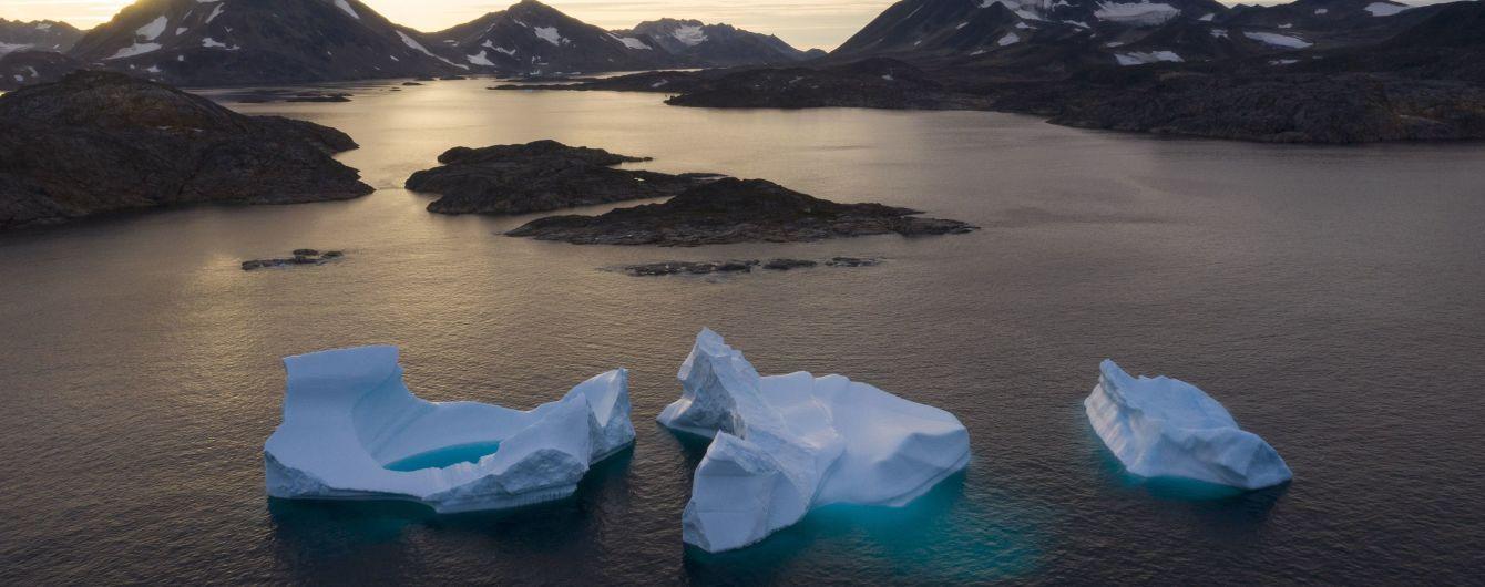 Дослідники назвали швидкість, з якою рекордно тане Арктика