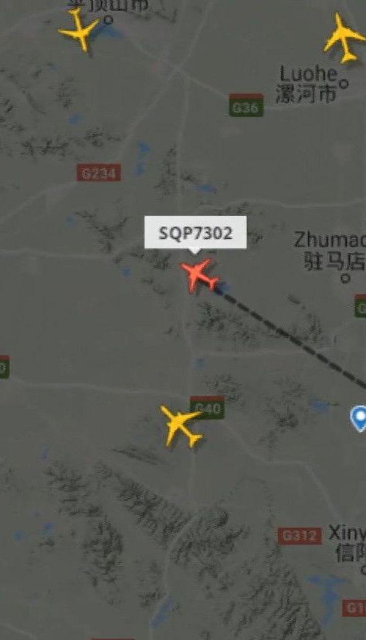Український спецлітак вилетів із евакуйованими людьми з китайського Уханя