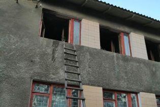 В Одесской области загорелся класс в школе для детей-сирот