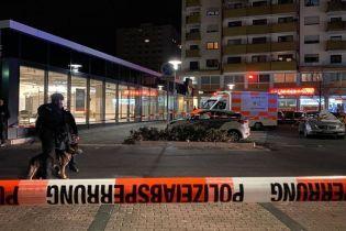 У поліції розповіли деталі стрілянини у Німеччині. Одного підозрюваного затримали