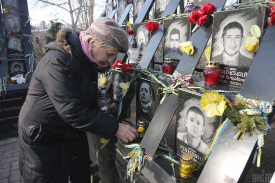 Вже шості роковини: в Україні вшановують пам'ять Героїв Небесної сотні