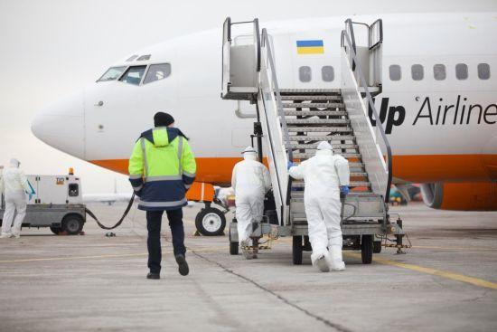 Евакуація українців із Уханя, де вирує коронавірус. Текстовий онлайн