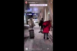 Евакуйована з Уханя дівчина показала шлях з китайського аеропорту до України