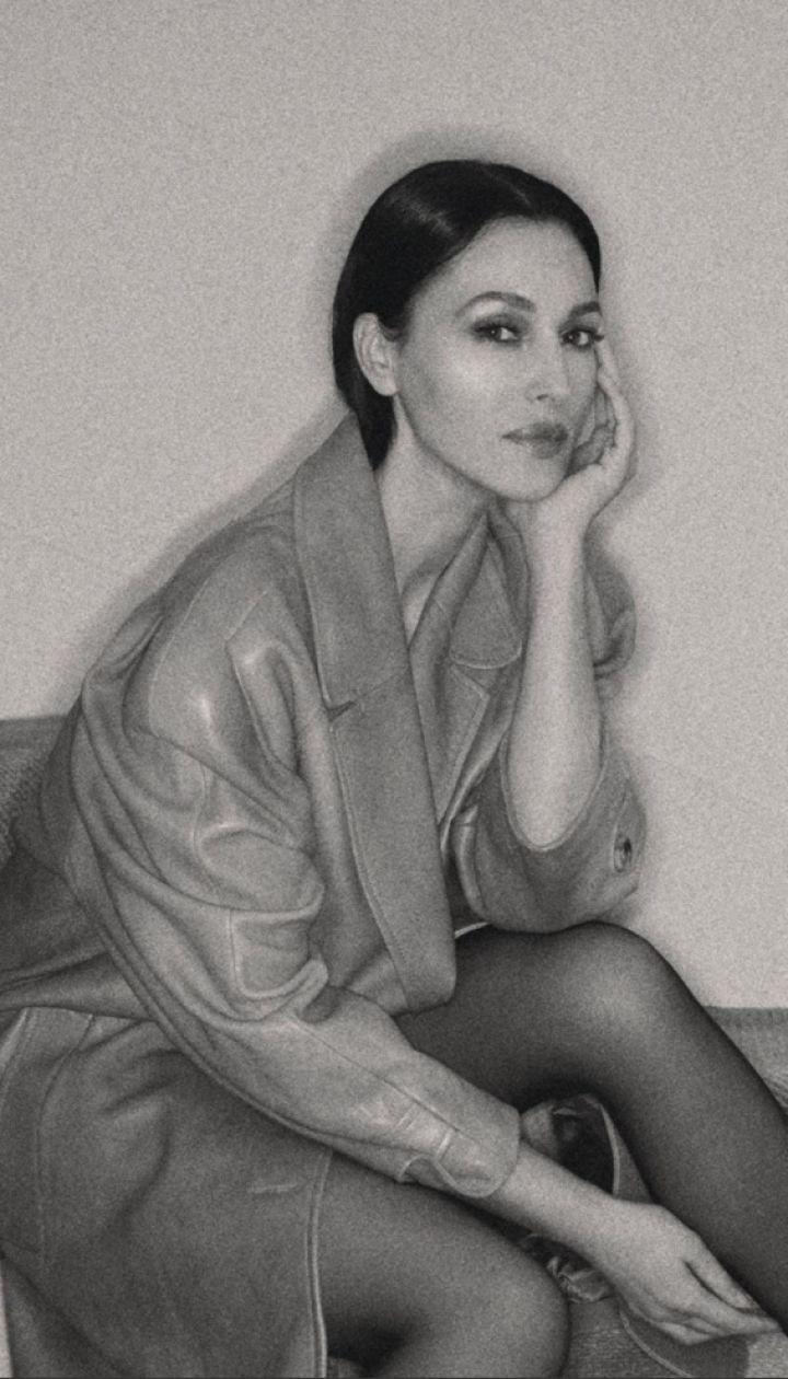 Моника Беллуччи в фотосете L'Officiel Italia