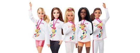 Гламурні спортсменки. Barbie створила нових ляльок на честь Олімпійських ігор в Токіо