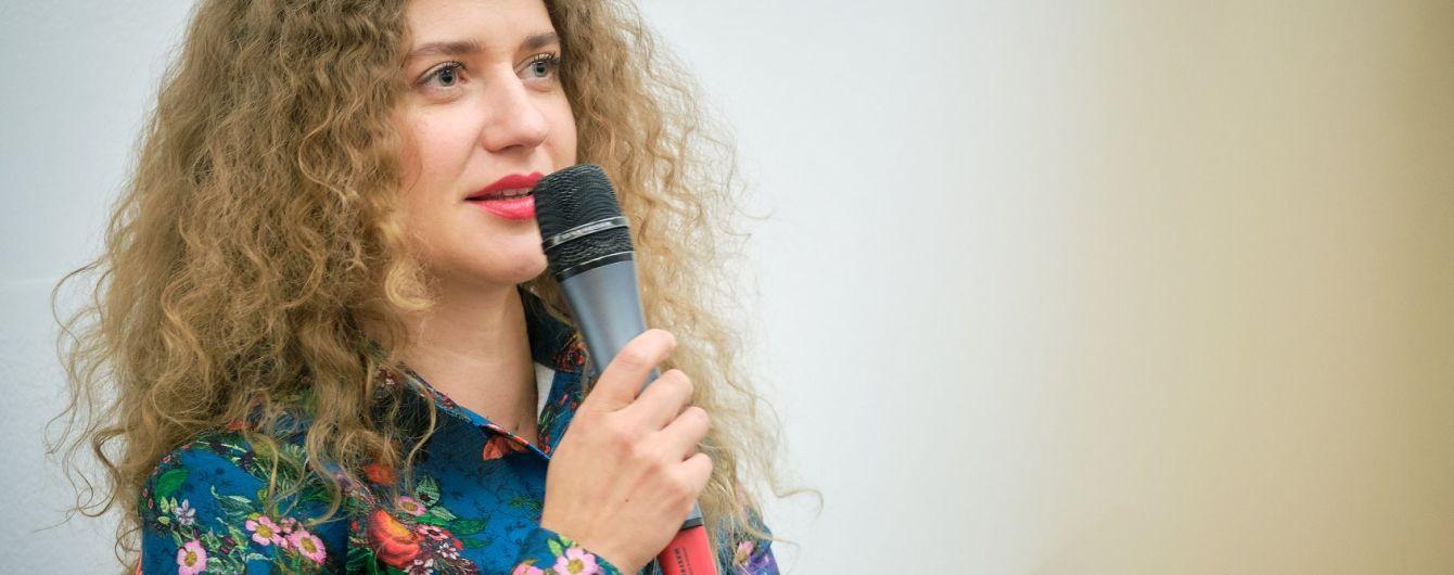 Украинская писательница Гаська Шиян примет участие в дискуссии на книжной ярмарке в Вильнюсе