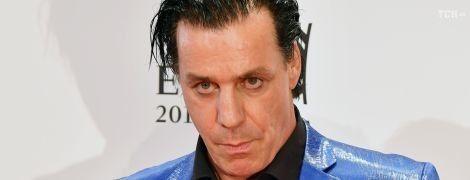 Лідер гурту Rammstein Тілль Ліндеманн госпіталізований з коронавірусом – ЗМІ