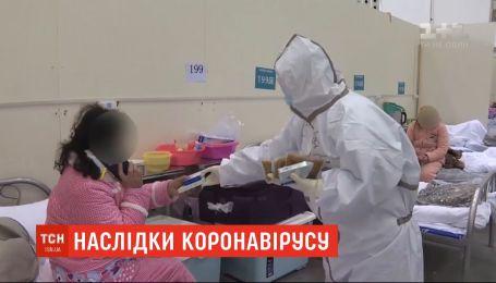Понад 18 тисяч людей, інфікованих коронавірусом, одужали