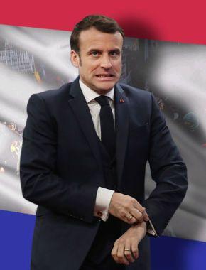 Как пенсии окончательно рассорили французов с Макроном