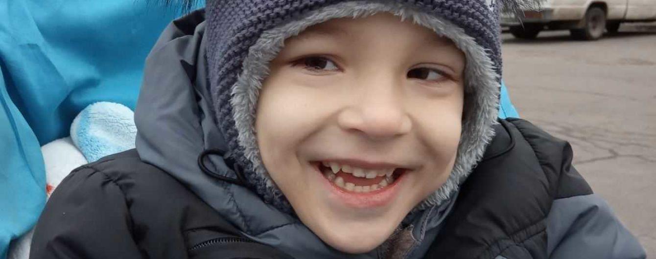 4-летний Дениска нуждается в вашей помощи