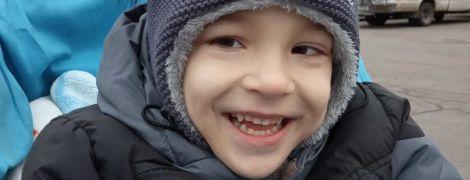 4-річний Дениско потребує вашої допомоги