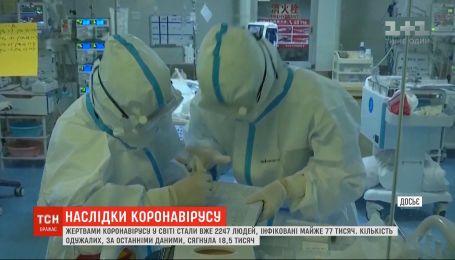Південна Корея опинилась серед лідерів заражень коронавірусом у світі – там 204 інфікованих