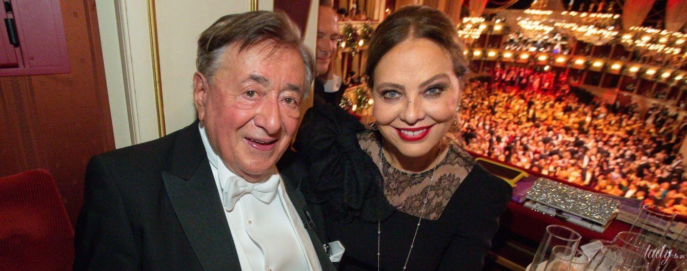 В черном платье с красной помадой: Орнелла Мути на Венском оперном балу